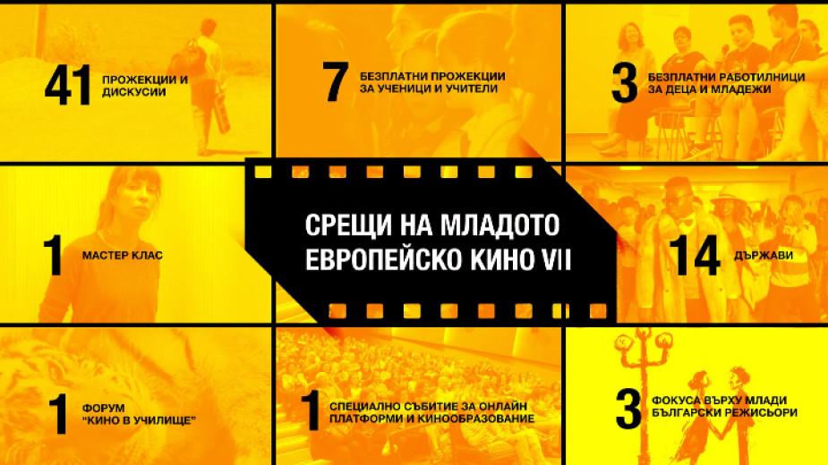 Тази вечер се отрива Фестивалът на младото европейско кино -