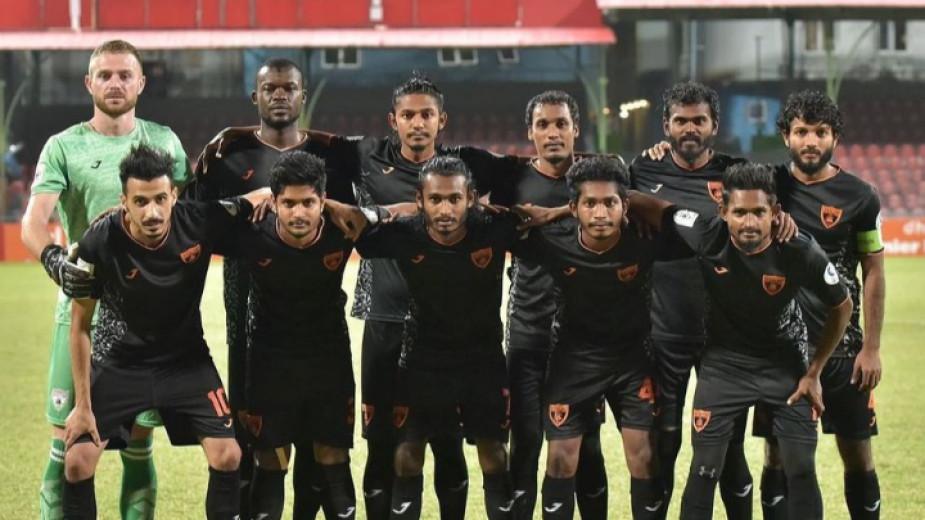 Малдивският футболен клуб Игълс освободи трима свои футболисти заради отказ