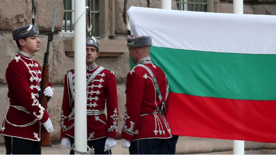 140 години от узаконяването на знамето на България