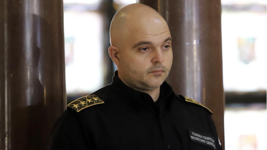 Отстраненият главен секретар на МВР Ивайло Иванов е разбрал за
