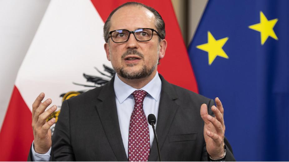 Новоназначеният канцлер на Австрия Александър Шаленберг заяви, че управляващата коалиция