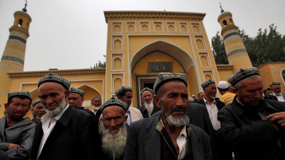 Китай отхвърли критиките на Турция за уйгурите