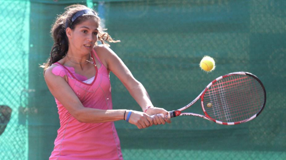 Изабелла Шиникова и Гергана Топалова приключиха участието си на турнира