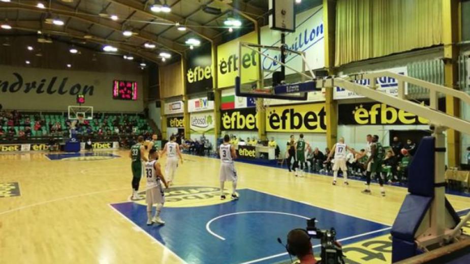 Балкан започна сезона с разгромна победа в Плевен
