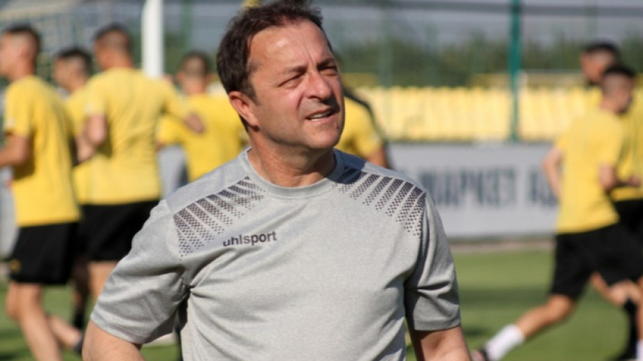 Желко Петрович: Щастлив съм, все едно съм подписал договор за 10 милиона долара.