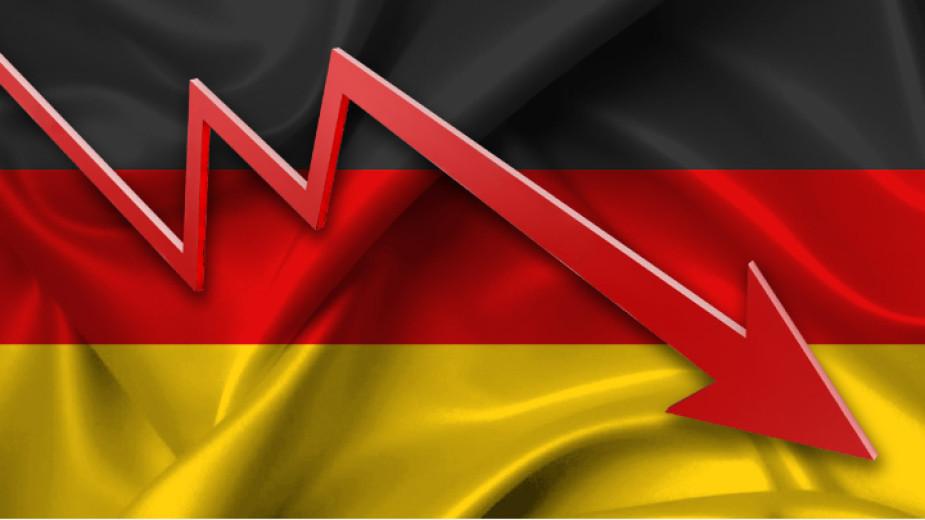Индустриалното и промишлено производство в Германия отбеляза изненадващо понижение през