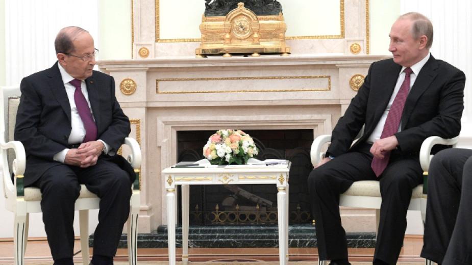 Ливан и Русия осъдиха решението на Тръмп за Голанските възвишения