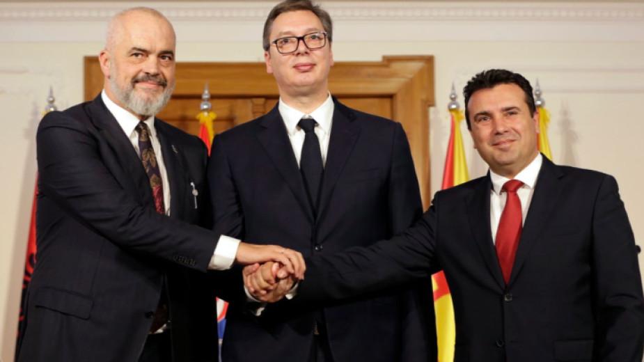 Три тристранни споразумения ще подпишат утре премиерите на Република Северна