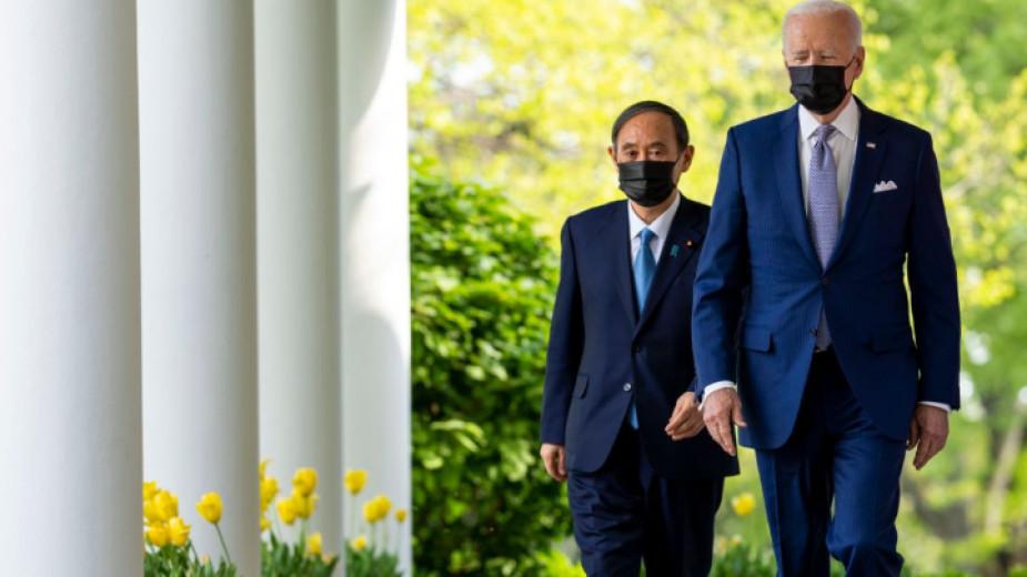 САЩ и Япония обявиха в петък инициатива за подпомагане на