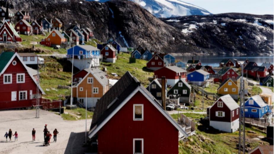 В Гренландия днес ще се произведат парламентарни избори, които могат