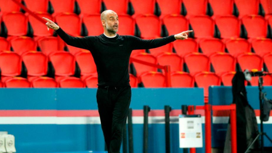 Футболистите на Манчестър Сити проведоха превъзходно второто полувреме в от