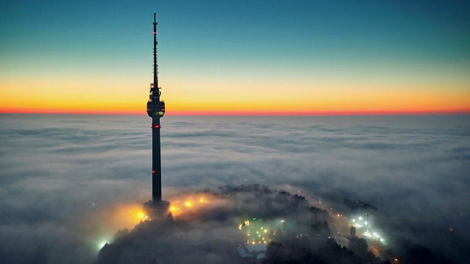 Телевизионната кула е едно от важните технически съоръжения, благодарение на