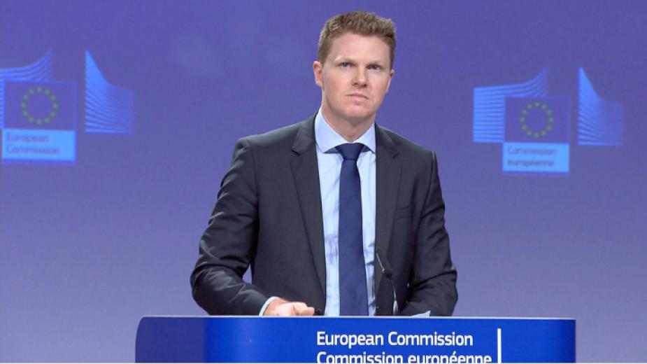 От Европейската комисия отказаха да коментират с помощта на датското