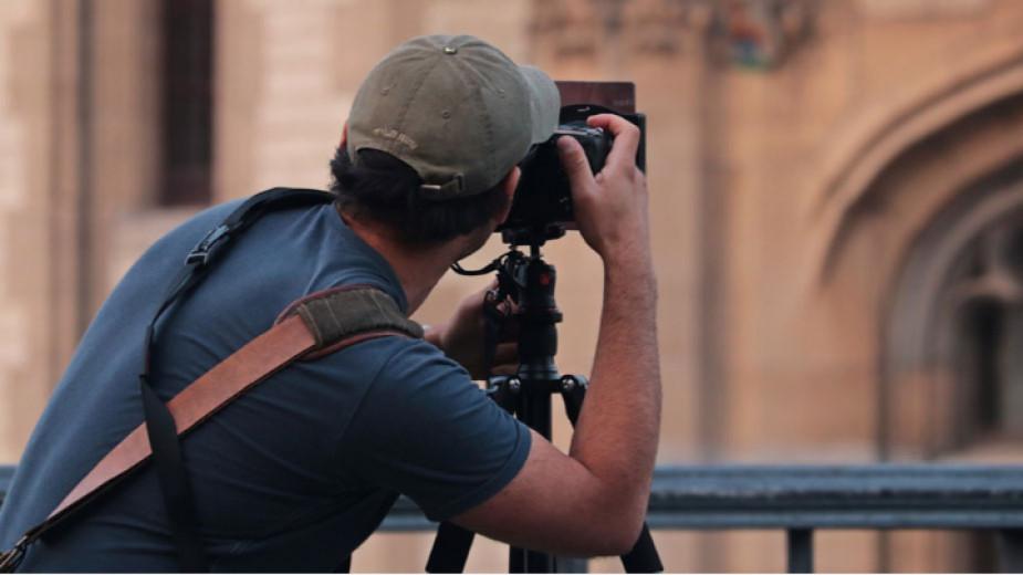 """""""Фоторепортерите винаги сме в готовност да снимаме, с годините се"""
