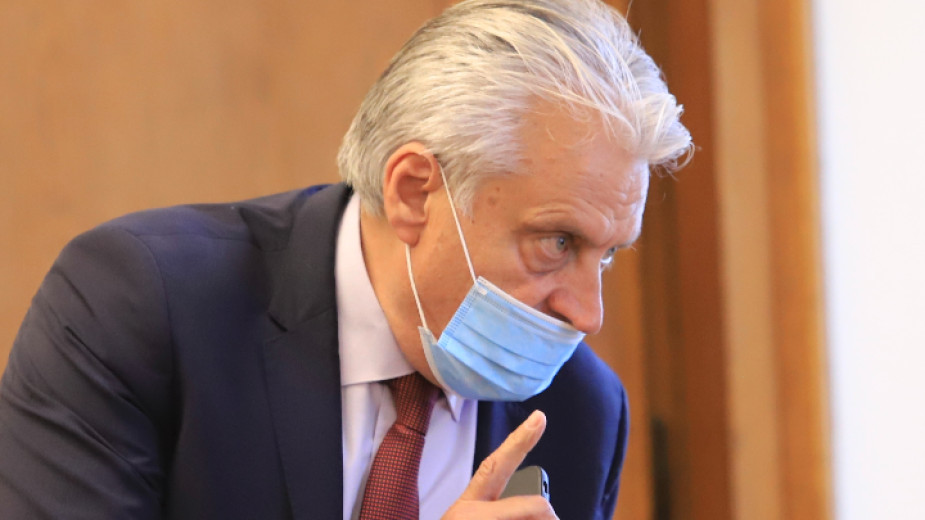 Служебният министър на вътрешните работи Бойко Рашков обяви, че ведомството