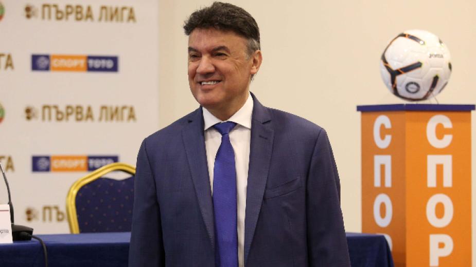 Борислав Михайлов не коментира казуса
