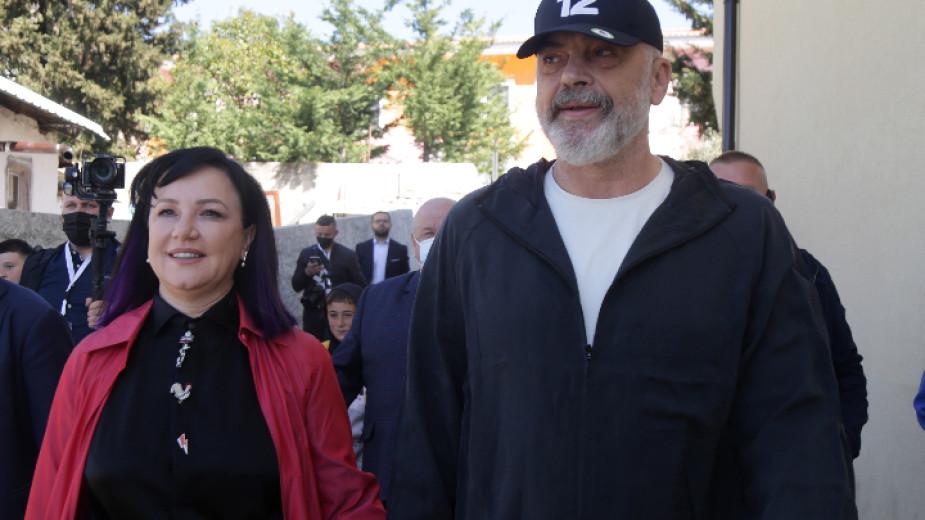 Албанският премиер Еди Рама ще бъде на посещение у нас