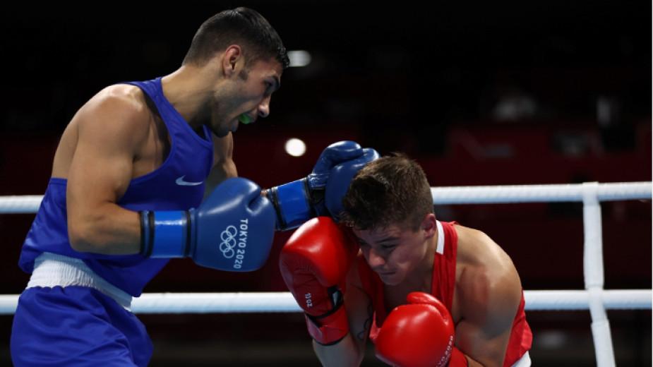 Единственият български боксьор на Олимпийските игри в Токио 2020 Даниел