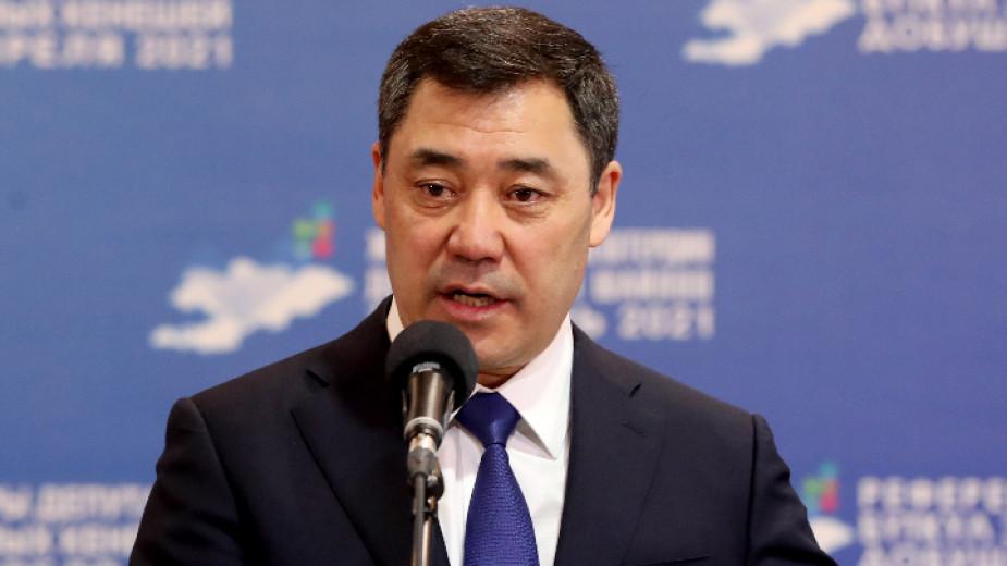 В Киргизстан се провежда референдум за конституцията, резултатът от който