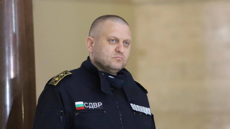 Директорът на СДВР Георги Хаджиев е отстранен от поста и