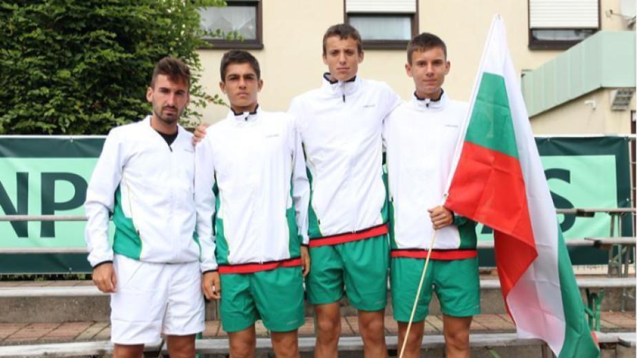 Юношите на България до 16 г. се класираха за участие