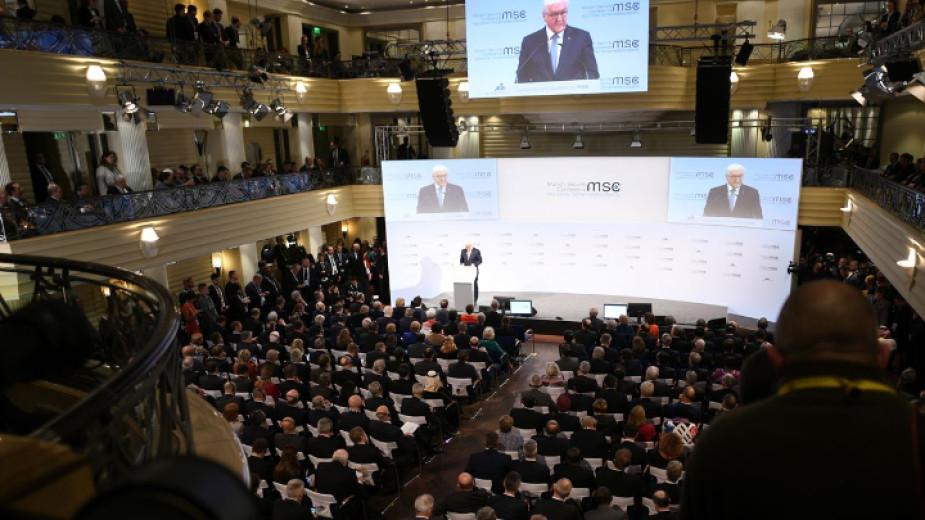 Щайнмайер: САЩ, Китай и Русия правят света по-опасен