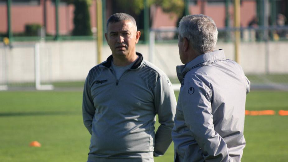 Диян Божилов се присъедини към треньорския щаб на Ботев (Пд)