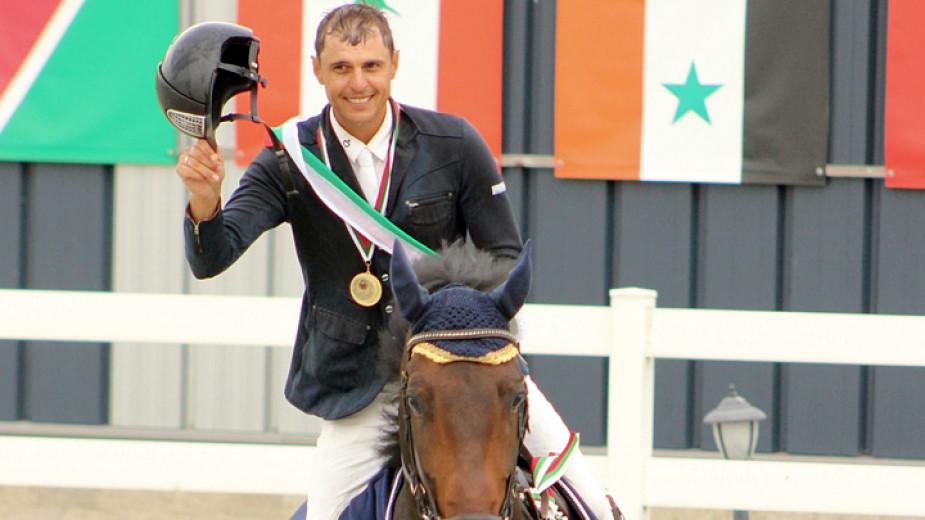 Ангел Няголов спечели световната купата в едно от най-елитните международни