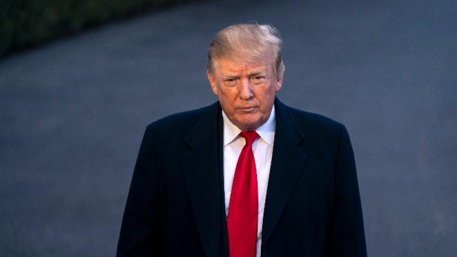 """Тръмп нарече """"враг на народа"""" основни медии в САЩ"""