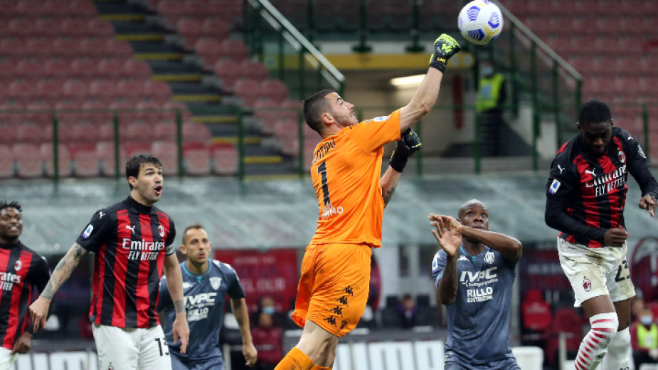 Милан се завърна на победния път в Серия А, след