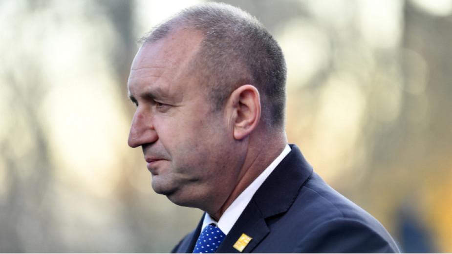 Президентът Румен Радев ще засади тази сутрин бели брези в