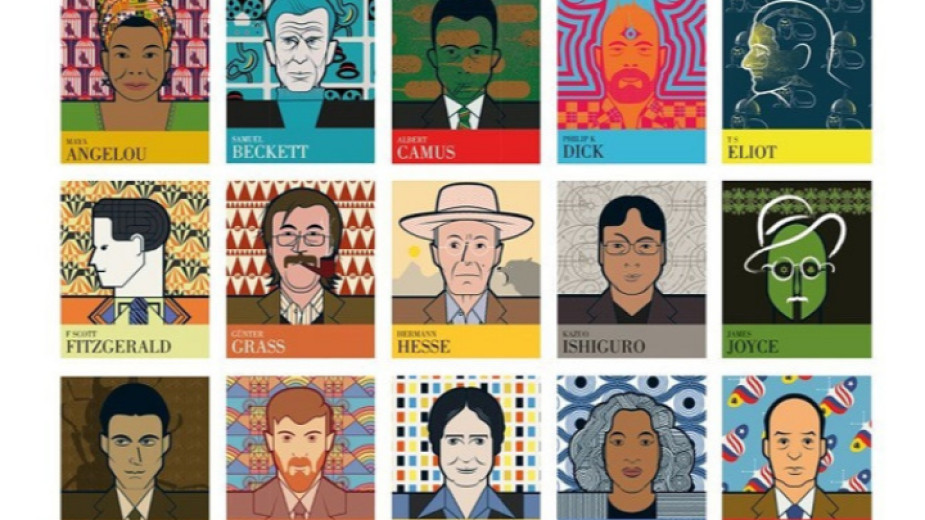 Енциклопедия на писателите на 20 век