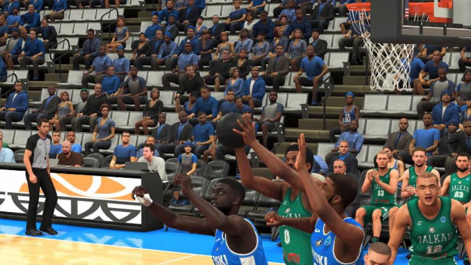Баскетболното ни първенство ще се играе онлайн