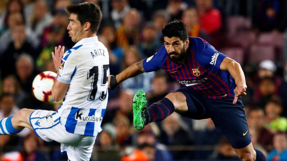 Испания класиране футбол