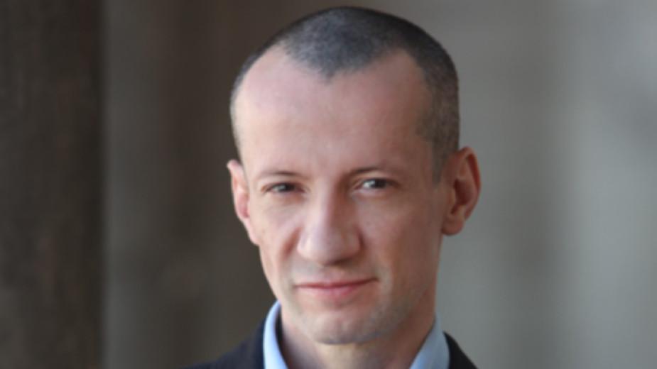 Александър Александров е новият ръководител на балета на Софийска опера.