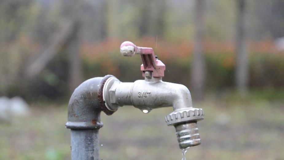 Четири хасковски квартала са без вода заради спирането на помпена
