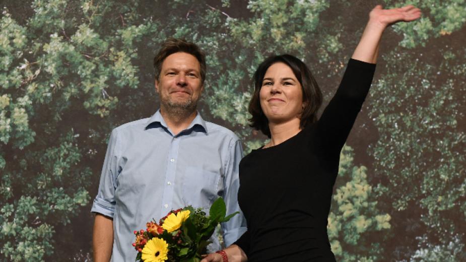 Германската Зелена партия отбеляза нов рекорд в прочуванията на общественото