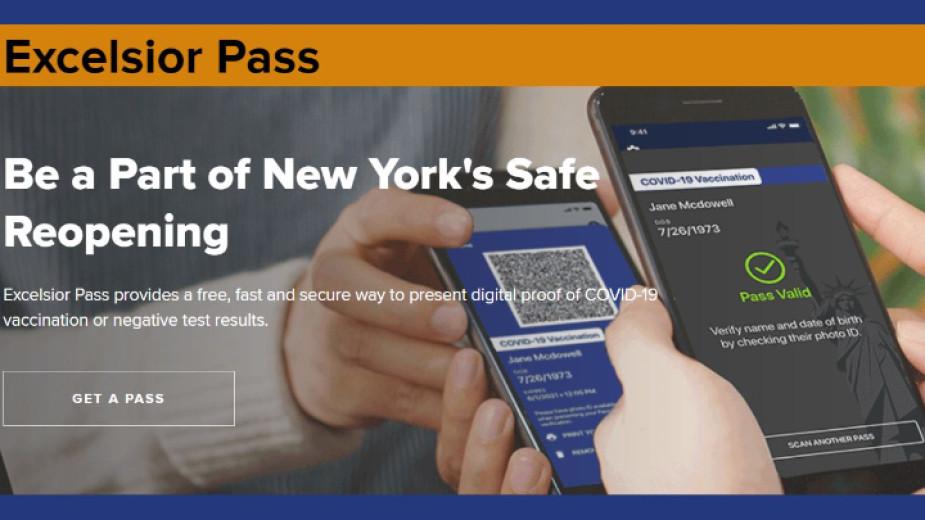 Ню Йорк се подготвя да представи , приложението за мобилен