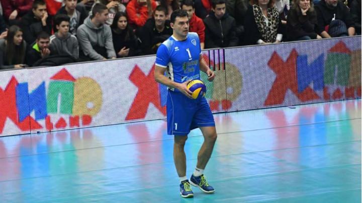 Волейболистите на Левски на полуфинал за купата след чиста победа срещу Монтана