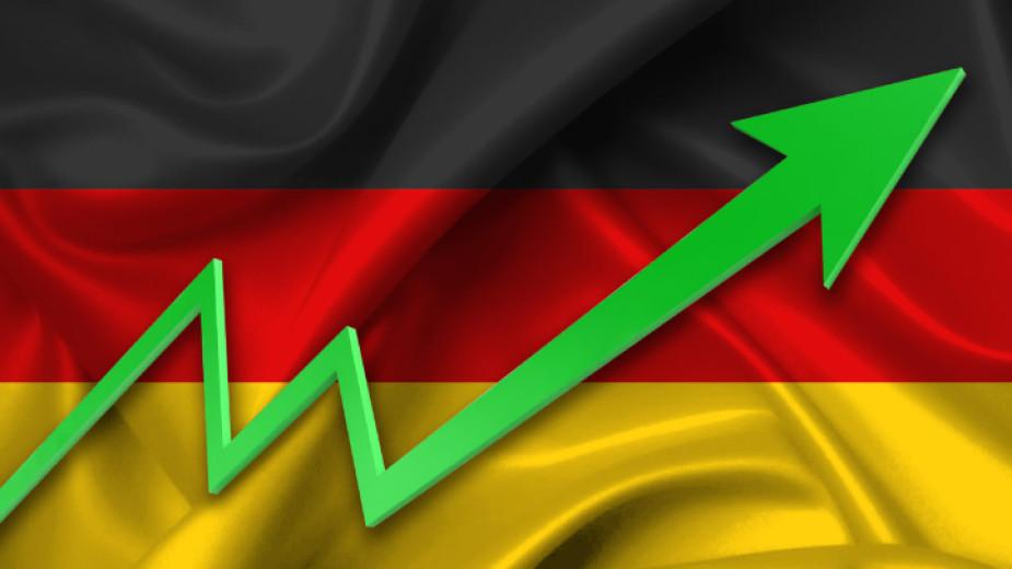 Поръчките за индустриални и промишлени стоки в Германия нараснаха през