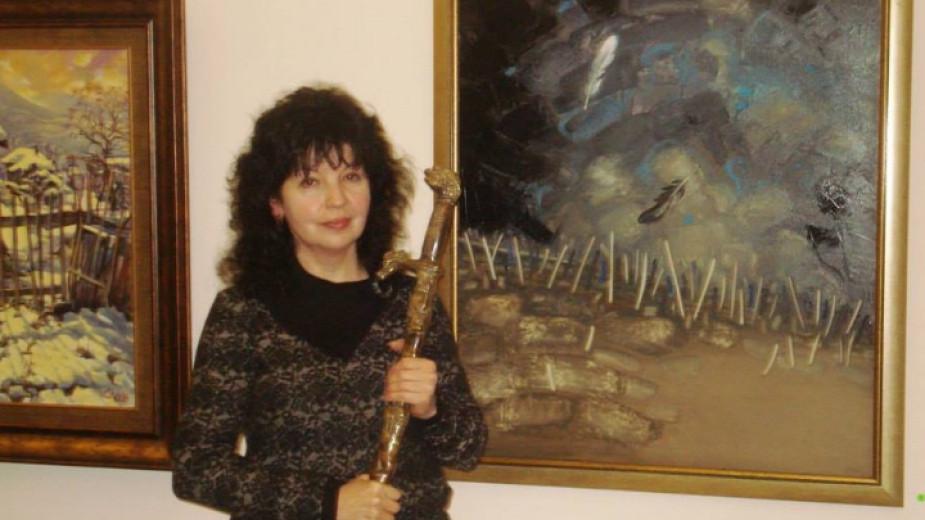 Eли Станчева открива изложба в сряда в пловдивската галерия