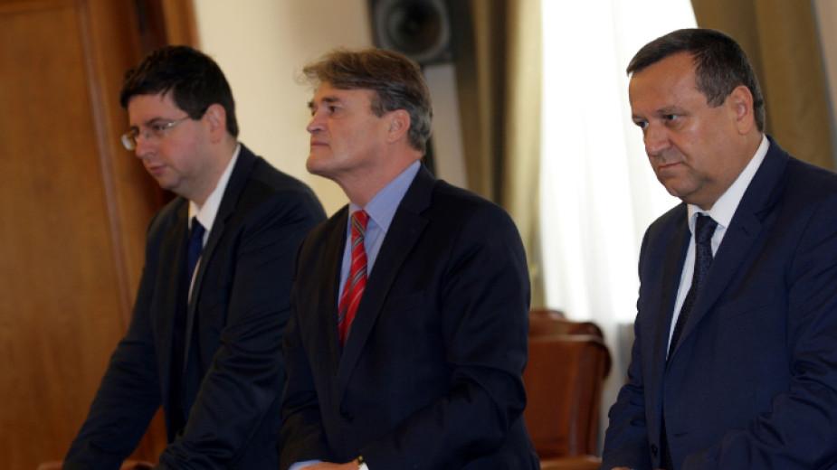 Със заповед на министър-председателя Стефан Янев са назначени нови заместник-министри