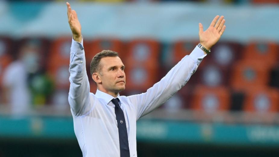 Футболистите на Австрия надиграха с 1:0 състава на Украйна в