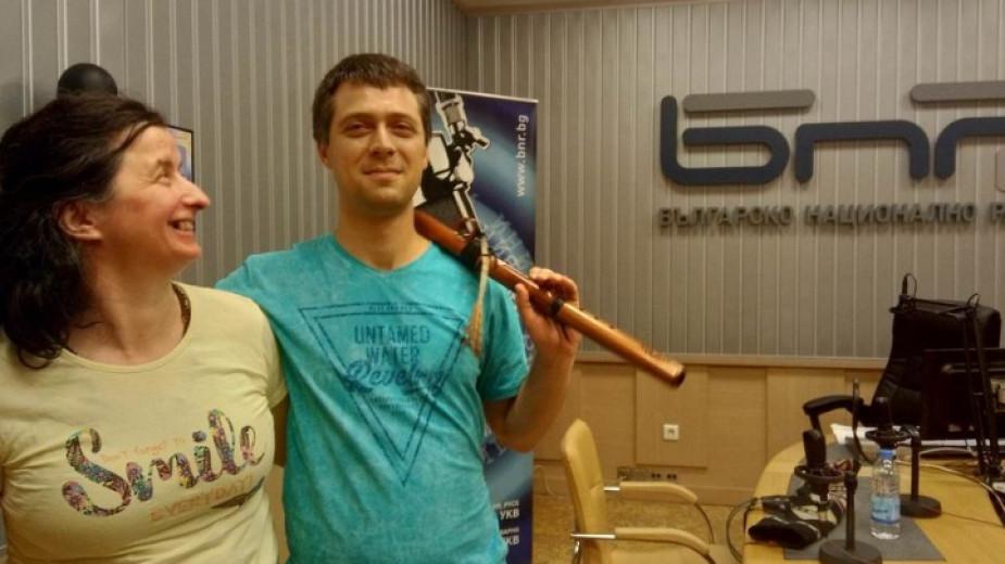 Легенда за първата флейта