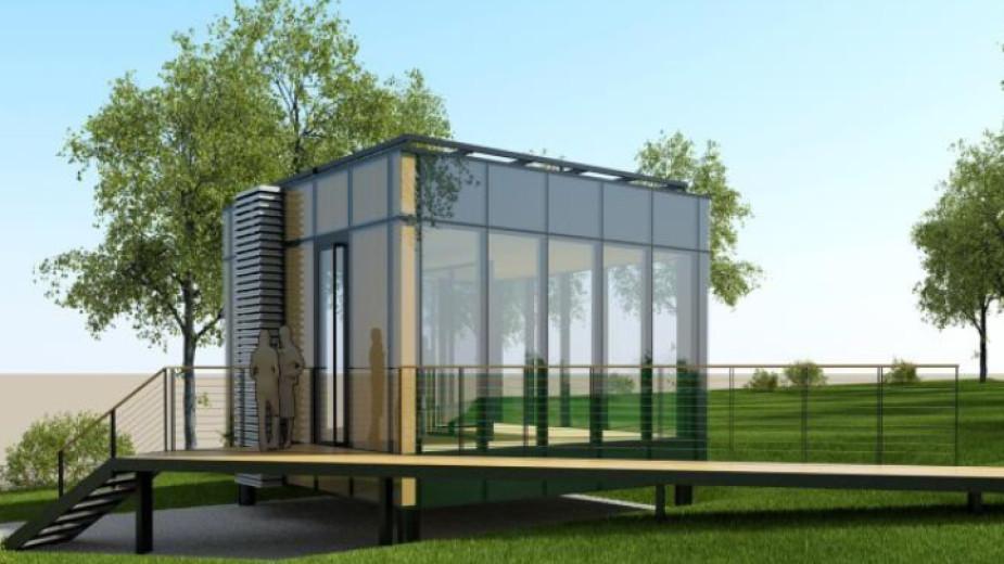 БАН представя сграда с почти нулево потребление на енергия