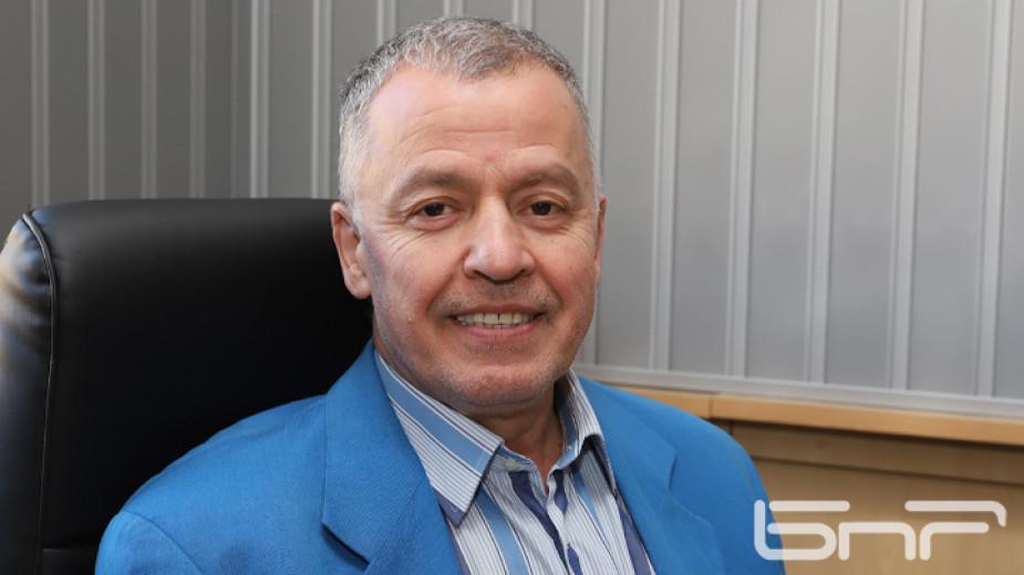 Пламен Таушанов – Председател на Управителния съвет на БАЗП