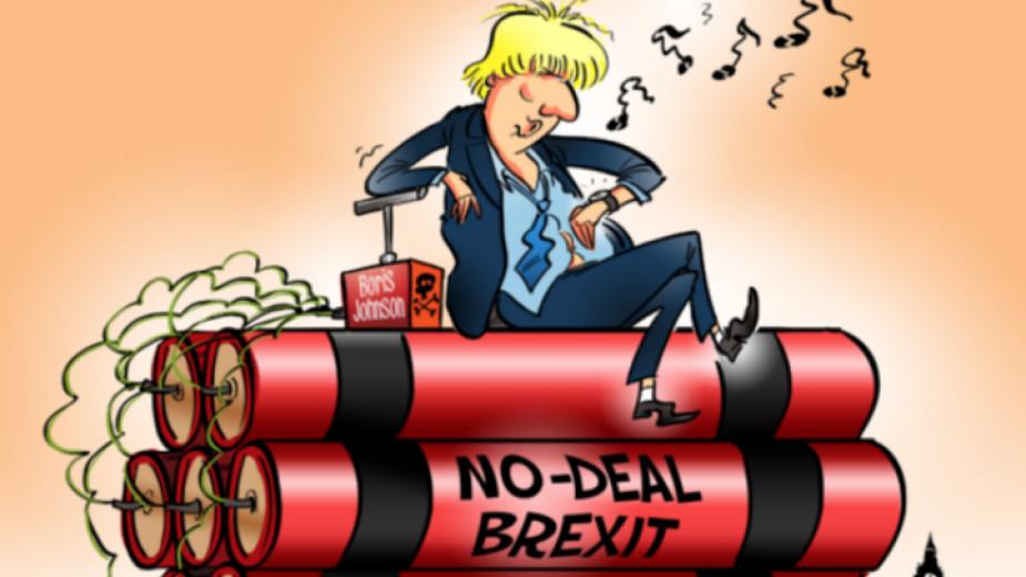 Брекзит без сделка може да причини недостиг на пресни полодове и зеленчуци на Острова