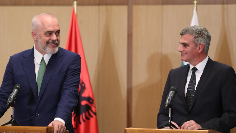 Проблемите между България и Република Северна Македония трябва да се