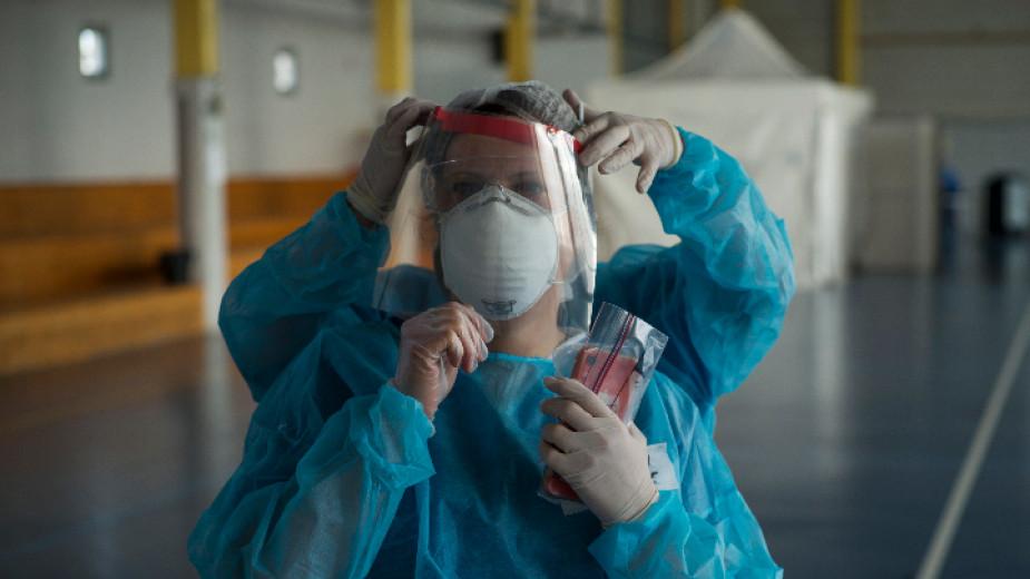60 млн. лева за здравните работници на първа линия в борбата с Covid-19