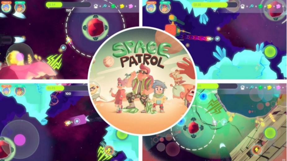 Български екип разработи образователна мобилна игра за деца, чието действие